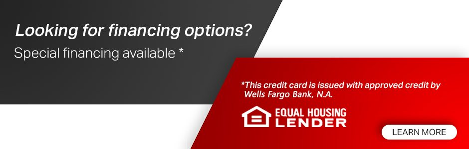 financing option banner